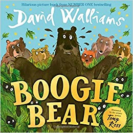 Image result for boogie bear