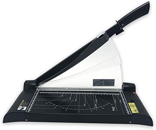 GENIE GM A3 Crossbar Cutting Machine Paper Lever Schneider Guillotine Cutter A4