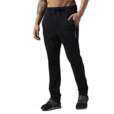 reputation first shop for official best place for Reebok Men's Workout Ready Crossfit Trackpants