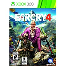Far Cry 4 - Xbox 360 Standard Edition