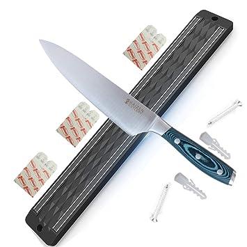 Nuevo! Kaizen Cutlery - Tira magnética para cuchillos de 25 ...