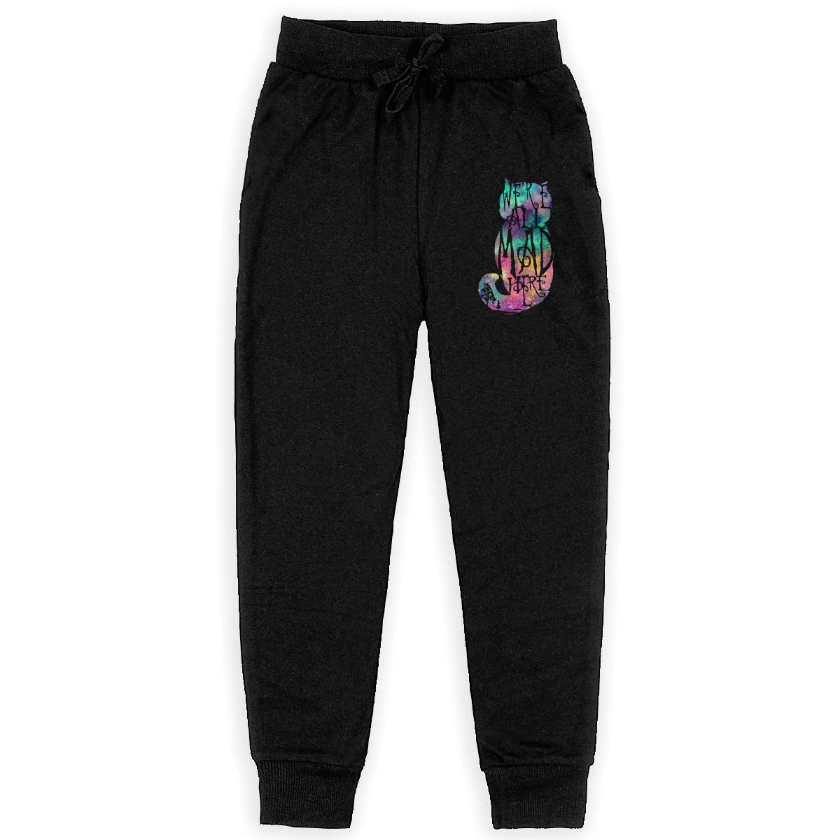 Cat Boys Athletic Smart Fleece Pant Youth Soft and Cozy Sweatpants