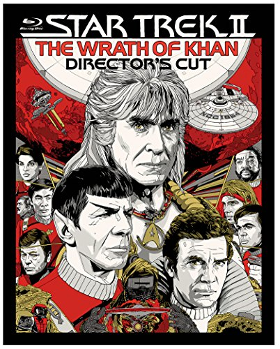 Star Trek II: The Wrath of Khan [Director's Cut] [Blu-ray]
