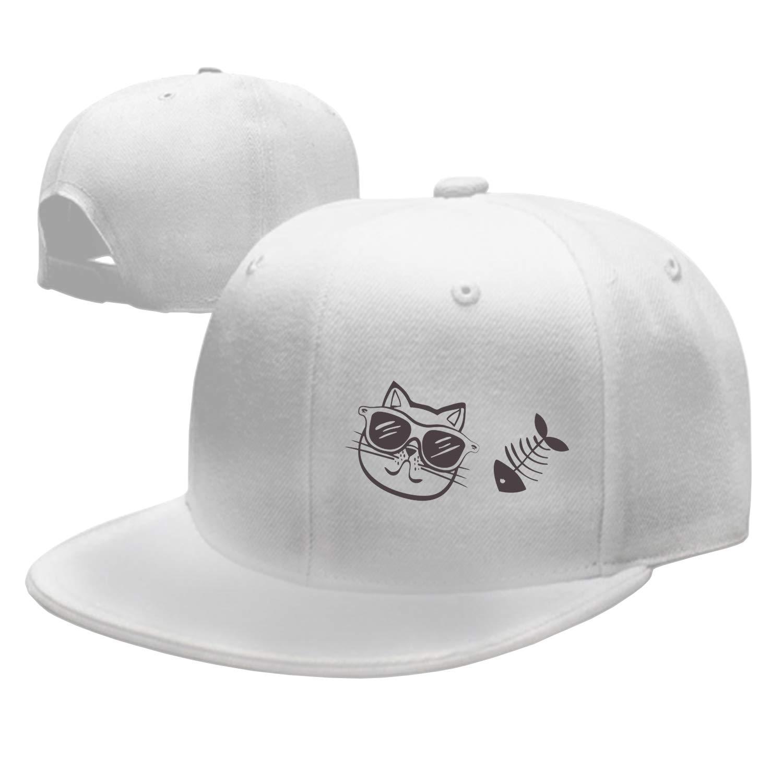 Rosventur Funny Lions Adult Denim Dad Solid Baseball Cap Hat