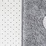EKMOPS Soft Fluffy Rug Shaggy Area Rugs for Bedroom