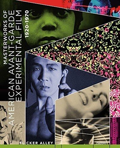 Masterworks of American Avant-garde Experimental Film 1920-1970 (DVD/Blu-ray ()