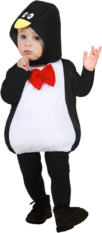WIDMANN 1895E - Disfraz de pingüino para bebé: Amazon.es: Juguetes ...
