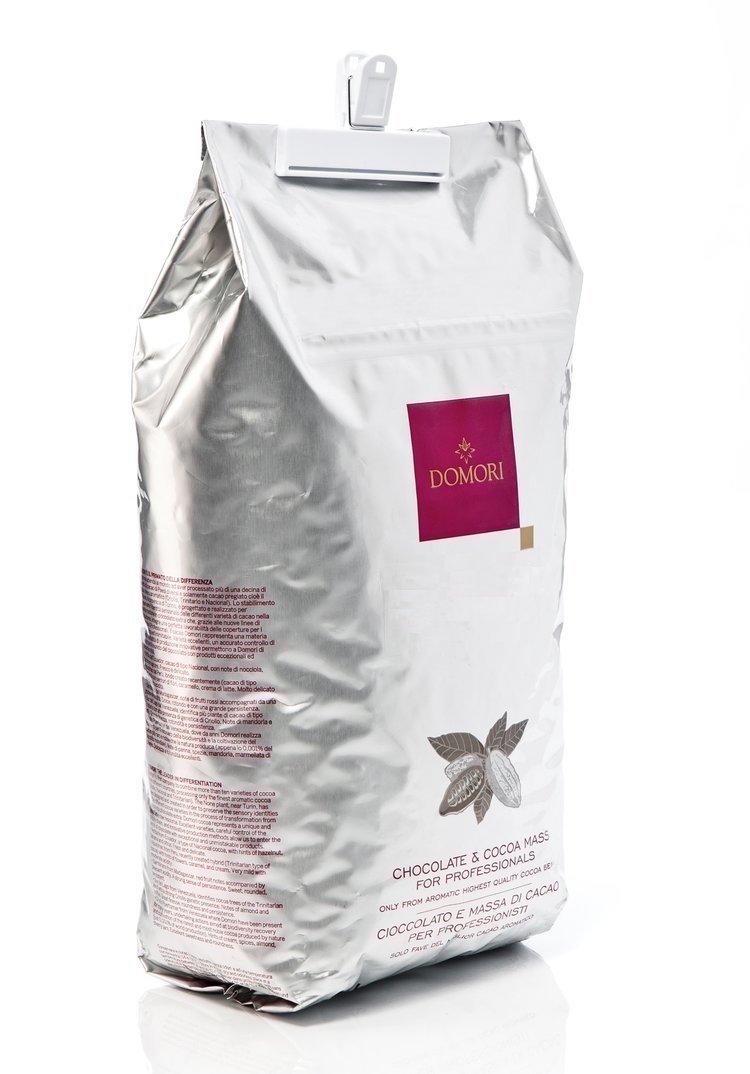 Domori Arriba Nacional Non-GMO Cacao Nibs from Ecuador - 1kg Cocoa by Domori S.r.l.