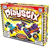 Popular Playthings Playstix Vehicles Set (130 pieces)
