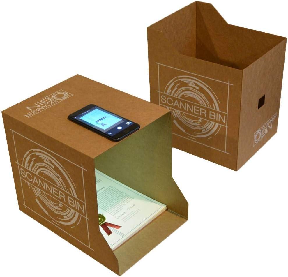 accesorio para escanear con el celular Scanner Bin