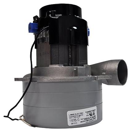 ametek 116765 lamb central vacuum motor - vacuum and dust collector motors  - amazon com