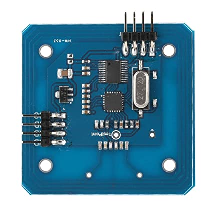 Amazon com: Zopsc MIFARE RC522 RF Module RFID Reader IC Card
