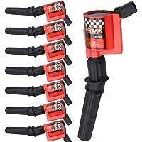 Spark Plug Connector 948602104 948 602 104 Hamburg-Technic Fits Porsche Cayenne Ignition Coil