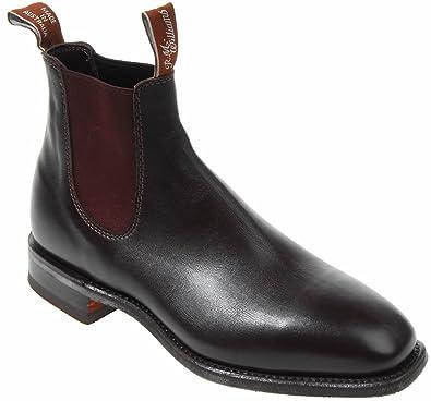 184fd0bcbd0d0 R. M. Williams Comfort Craftsman Mens Boot: Amazon.com.au: Fashion