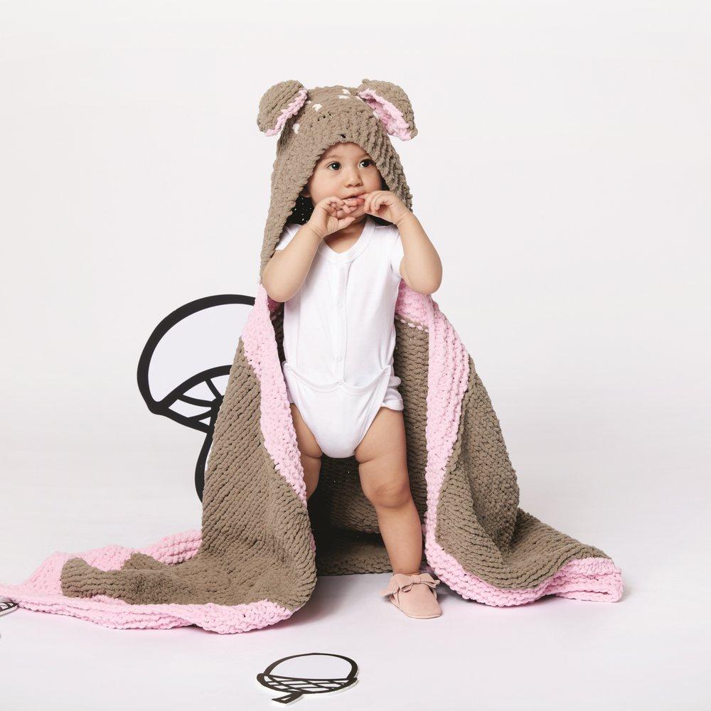 Bernat - Hilo para Manta de bebé, Little Petunias, Big Ball: Amazon ...