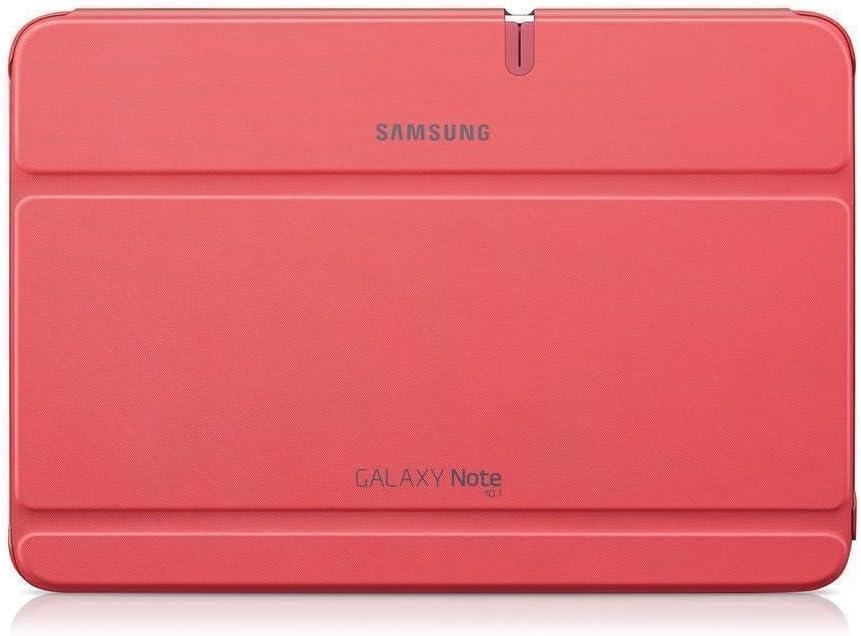 Samsung EFC-1G2NPECSTD - Funda para Samsung Galaxy Note 10.1'', color rosa