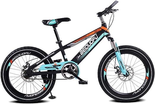 SJSF Y Bikes Bicicleta Infantil Velocidad Única 16 Pulgadas ...
