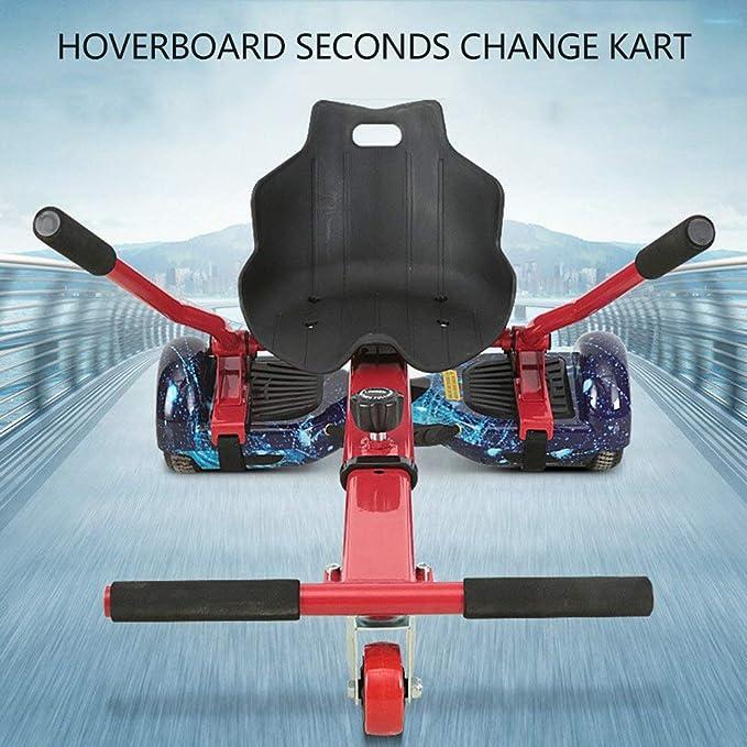 Amazon.com: LMEI-HBSITZ - Asiento de hoverboard retráctil ...
