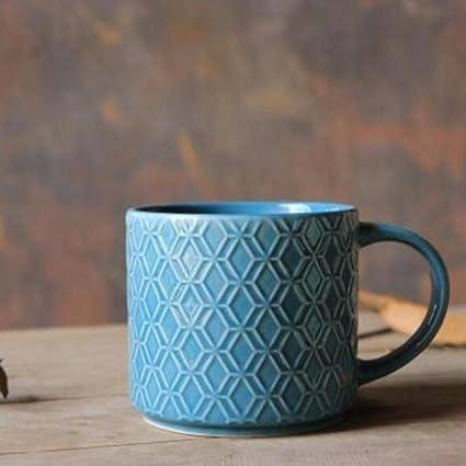 QMPZG-tazas de café tazas de café Taza, Creativo, Socorro, Hoja,