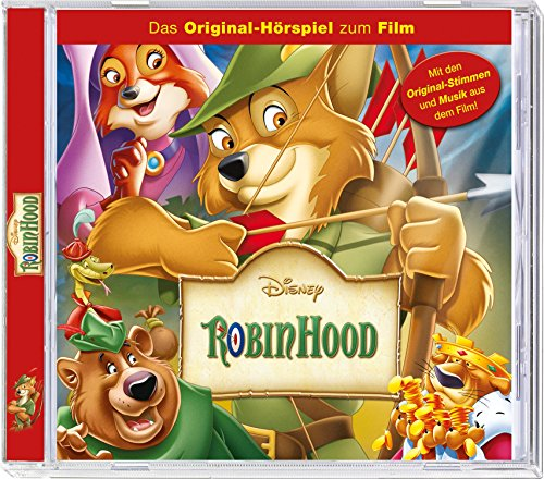 Walt Disney Robin Hood Das Original Horspiel Zum Film Amazon