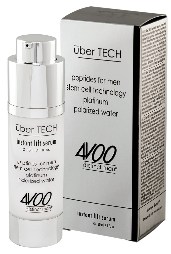 4VOO uber TECH instant lift serum