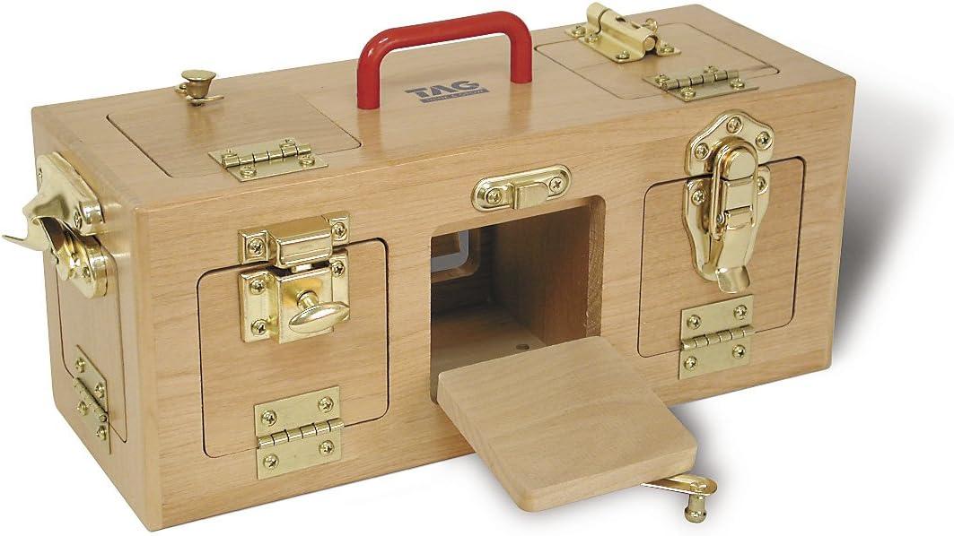 B00004WCF6 TAG SM11 Lock Box Memory Game 61Kpjvl3yUL.SL1152_