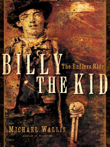 Billy the Kid: The Endless Ride cover