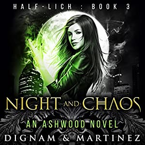 Night and Chaos Audiobook
