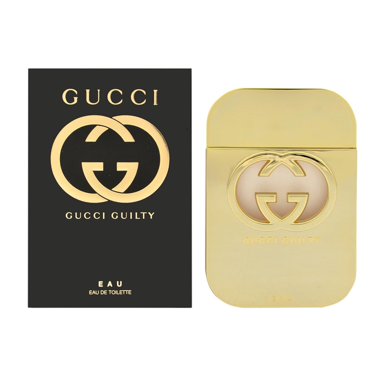 69f8cfd95 Gucci Guilty for Women Eau De Toilette Spray, 75 ml: Amazon.co.uk: Beauty