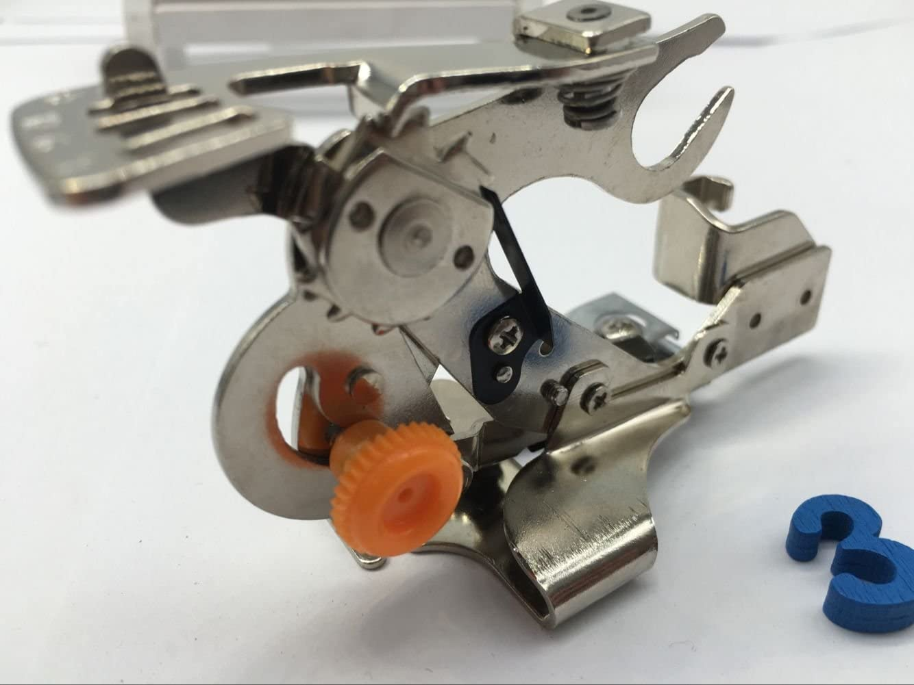 Honeysew - Pie prensatelas para máquina de coser de caña baja ...