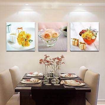 Restaurant Rahmenlose Bilder Modernen Minimalistischen Wohnzimmer
