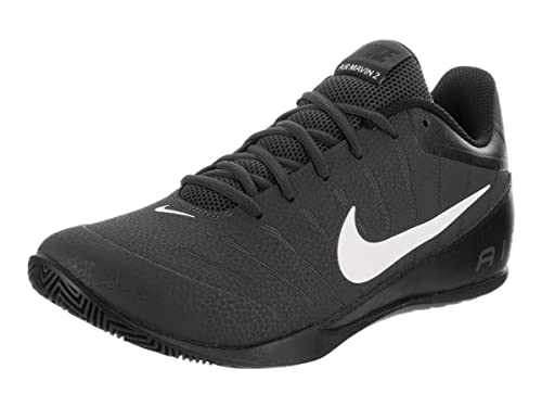413a149417da Nike Men s Air Mavin Low 2 Anthracite White Black Basketball Shoe 8 Men US   Buy Online at Low Prices in India - Amazon.in
