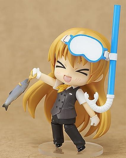 *NEW* Tetsudou Musume Miyuki Takano Nendoroid PVC Figure by Tomy