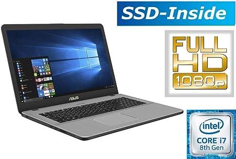 ASUS N705 - Ordenador portátil (16 GB de RAM, Disco Duro SSD de ...