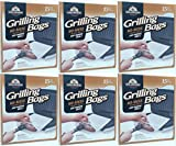 Sunbeam UGB-15PDQ Parchment Grill Pouch Bags Fits Rocket Grills 90 Pack