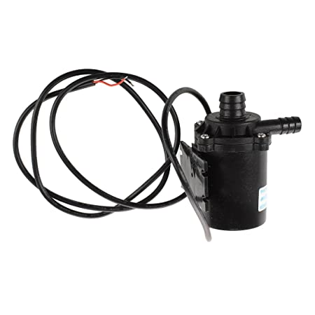 Toogoorwater Pump Motor Without Brush 12v 460l H Fontaine