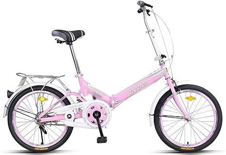 KidsBikes Liuhoulin Bicicleta de Bicicleta de una Sola Velocidad ...