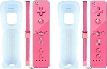 Mando a Distancia SIBIONO-Wii (2 Paquetes) para Nintendo Wii&Wii U ...