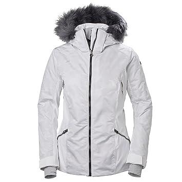 Helly Hansen W Skistar Jacket Nimbus Cloud XS  Amazon.fr  Sports et ... 48a55c0849de