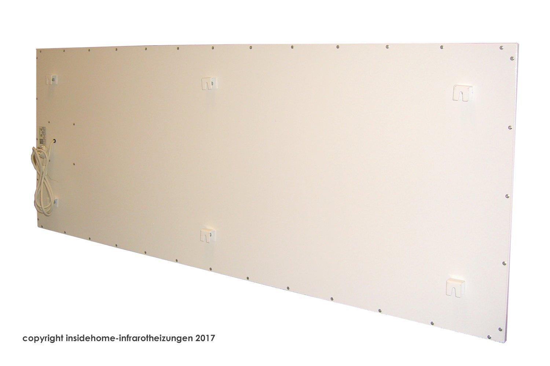 Infrarotheizung Bild - Rückseite insidehome