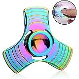 Hand Spinner, Fxexblin Fidget Spinner Fidget Toy Stress Reliever High-Speed EDC Focus Toy for Killing Time ADD, ADHD, Autism Adult Children - Absolute Best Hand Fidget Spinner