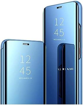 Happy 1st Funda Compatible con Huawei Y5 2018, Carcasa Espejo ...