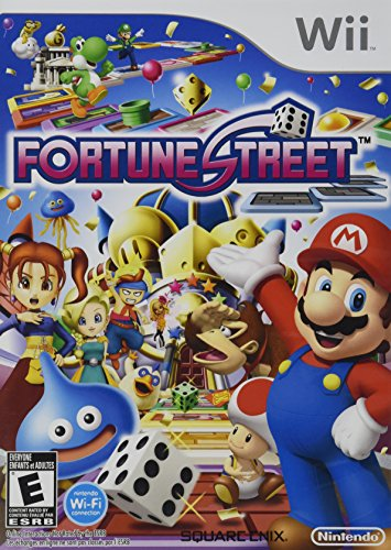 Fortune Street (Dragon Games For Wii)