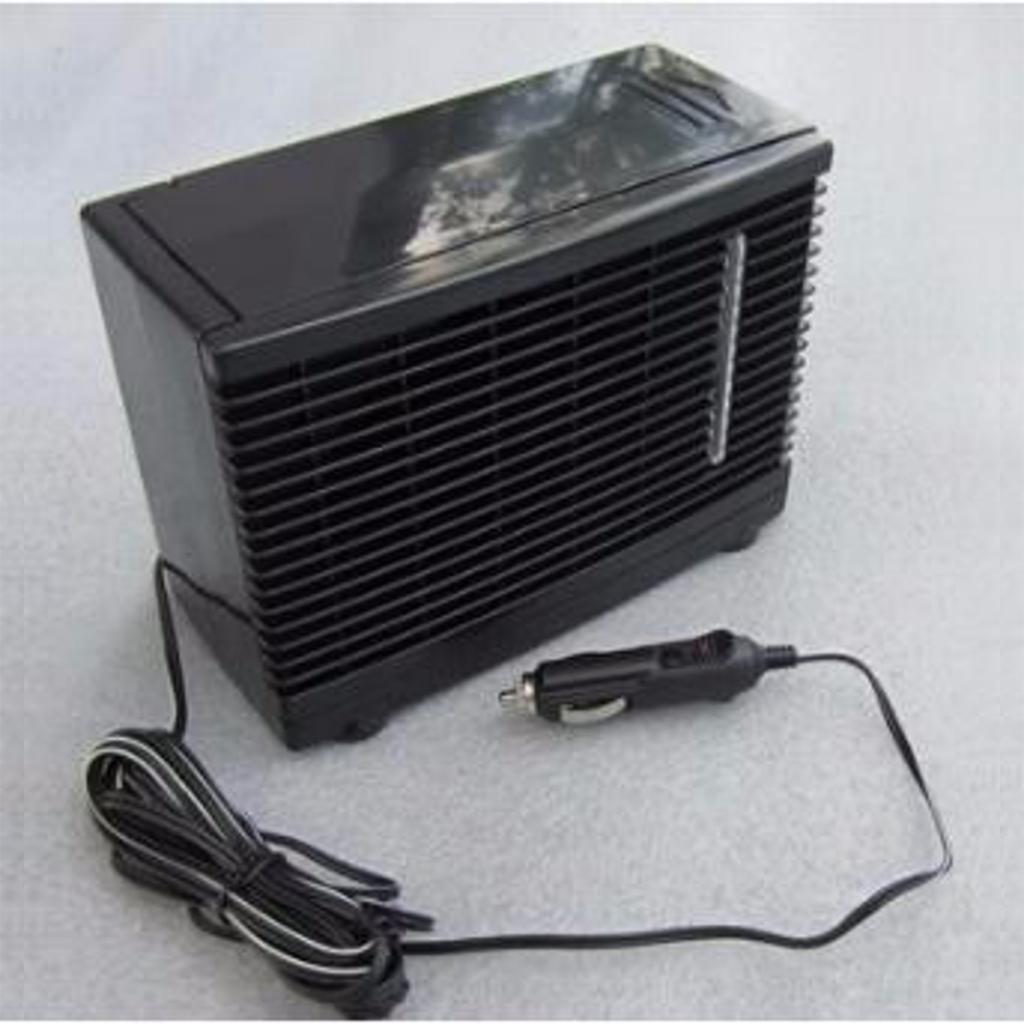 Tubayia Tragbare 12V Auto Luftk/ühler Mini Mobile Klimaanlage K/ühler L/üfter f/ür Auto LKW