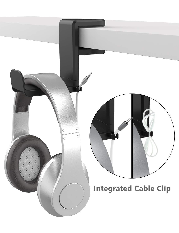Amazon.com: MiiKARE - Percha para auriculares, con ...