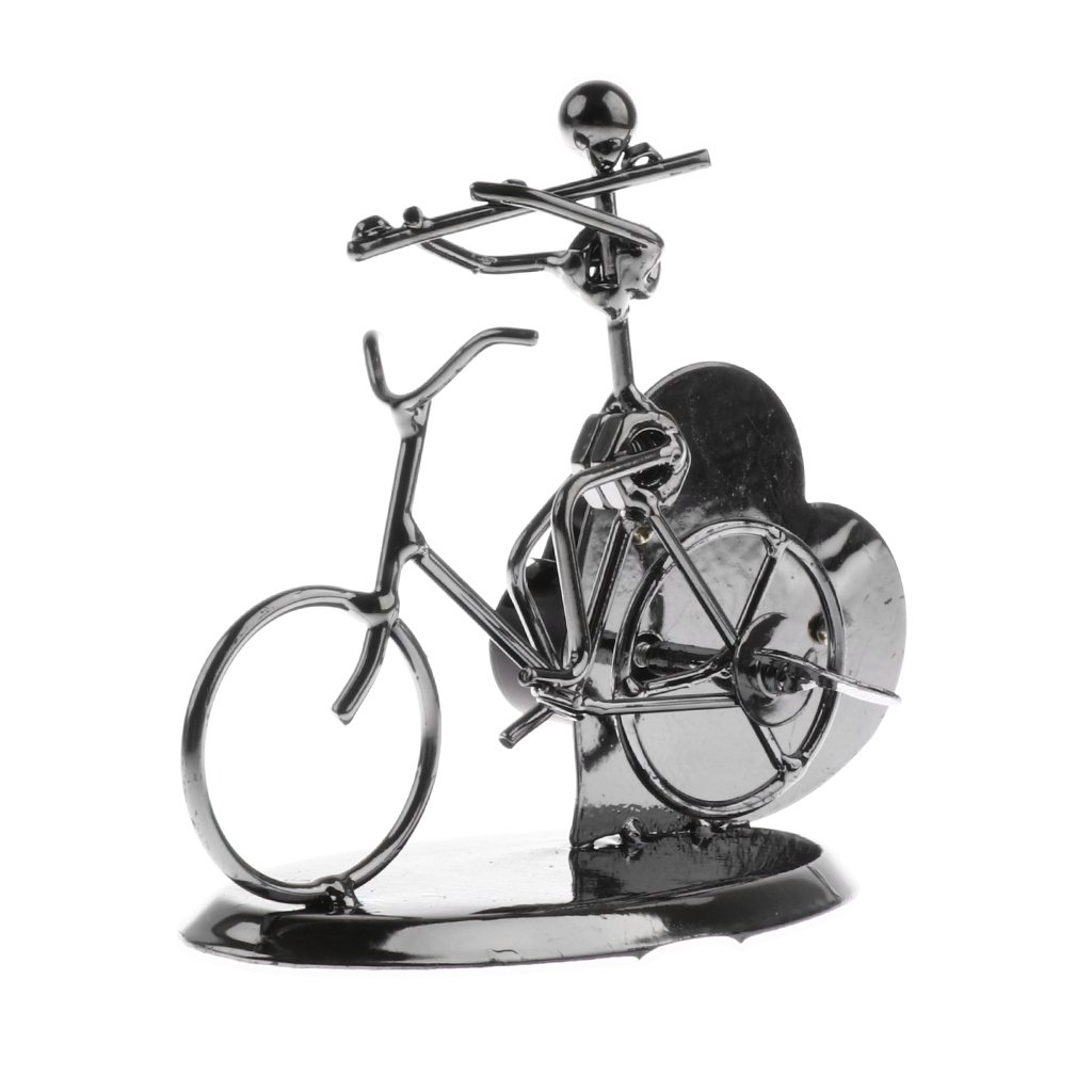 [宅送] monkeyjack Vintage Vintage B078HJX2BC MusicalメカニズムClockwork移動音楽ボックス音楽動きOffcie装飾用自転車モデルの実行者 B078HJX2BC, 快適生活オビカワネットショップ:8304503b --- arcego.dominiotemporario.com