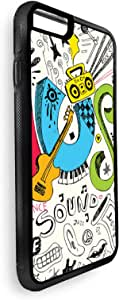 ايفون 7 بلس  بتصميم اللآت موسيقية