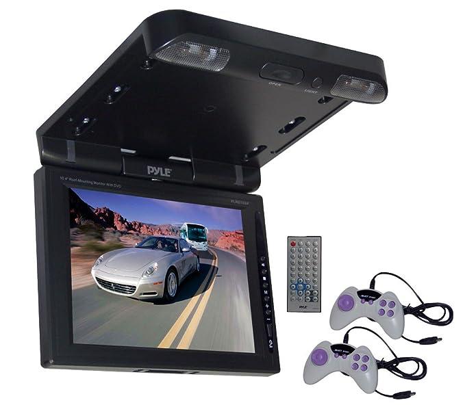 Pyle PLRD103IF - Monitor con DVD y montaje de techo: Amazon.es: Electrónica