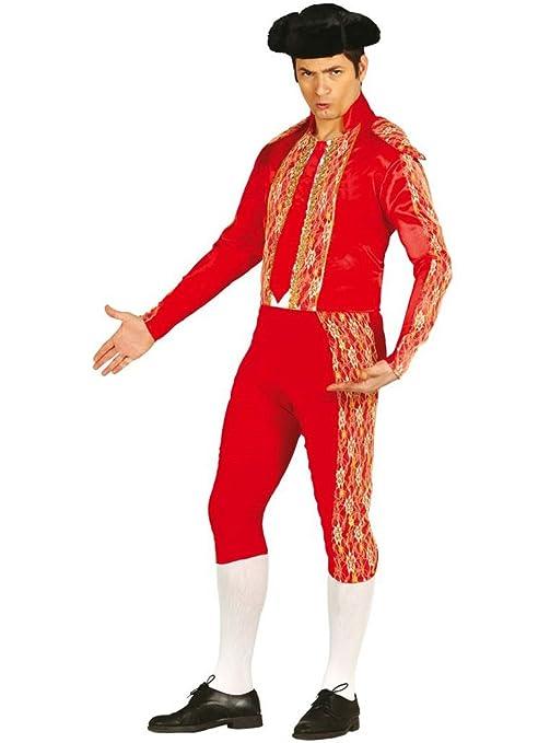Costume torero spagnolo uomo 80806 TG.L: Amazon.it: Giochi e giocattoli
