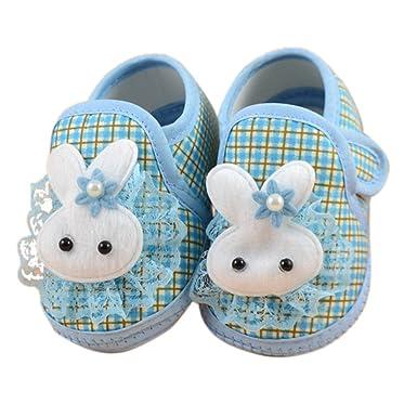❤ Zapatos Bebe niña,Zapatos de Lona recién Nacidos, Zapatillas de ...